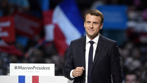 French election result gives markets a start-of-week lift