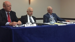 The board of Irish Press plc at today's EGM