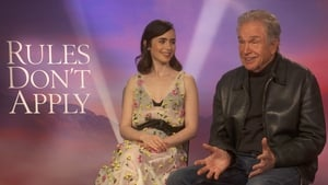 Lily Collins and Warren Beatty chat to RTÉ Entertainment