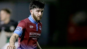 Adam Wixted scored Drogheda's opener
