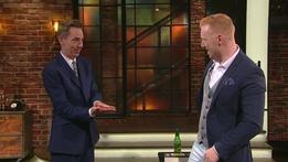 The Late Late Show: Rua the magician