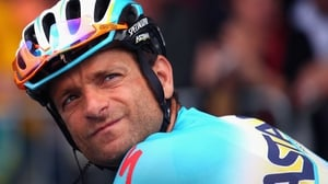 Team Astana described Michele Scarponi's passing as a