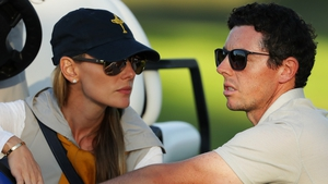 Rory McIlroy and Erica Stoll wed on Saturday evening