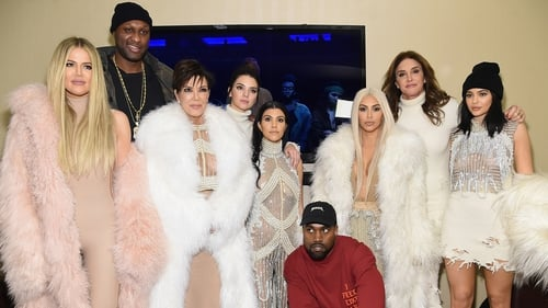 Caitlyn Jenner and the Jenner/Kardashian clan