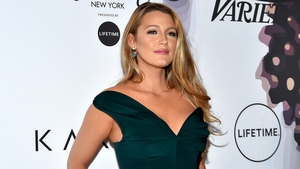 Blake Lively at the Power Of Women event in New York