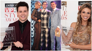 Dayl Cronin, Thalia Heffernan, and Ruth O'Neill all took home gongs