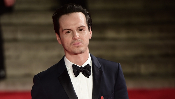 Andrew Scott says he wants to work in Ireland as much as possible