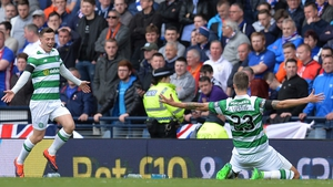 Callum McGregor opened the scoring for Celtic