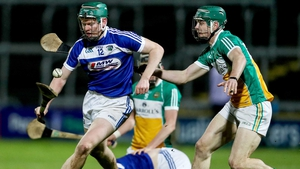 Paddy Whelan scored Laois' goal