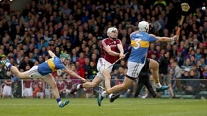 Galway rattled three goals past Tipperary