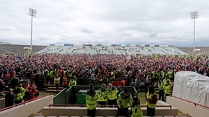 There's probably a few sore heads in Galway this morning