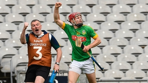 Sean Quigley helped himself to 1-03 against Kerry