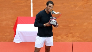 Rafael Nadal boasts a 63-4 record at the Monte-Carlo County Club