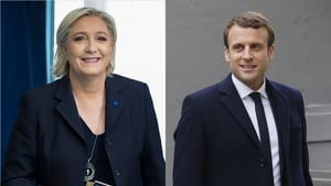 Marine Le Pen and Emmanuel Macron have radically contrasting economic visions