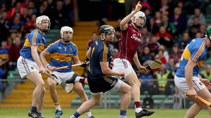 Tipperary couldn't compete with Galway in the Allianz League decider last Sunday