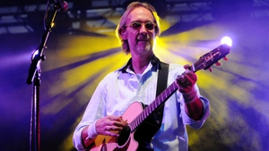 Genesis guitarist Mike Rutherford