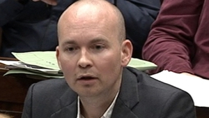 Paul Murphy and six others are accused over 2014 incident