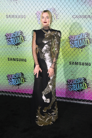 Who can rock an Alexander McQueen unicorn gown?Margot! The divine actress was at the 'Suicide Squad' World Premiere in 2016.