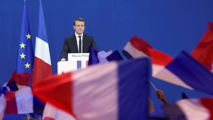 The margin of victory for Emmanuel Macron in the first round was not huge, but it was decisive