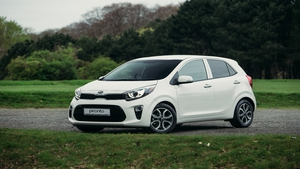 The Kia Picanto goes on sale early next month.