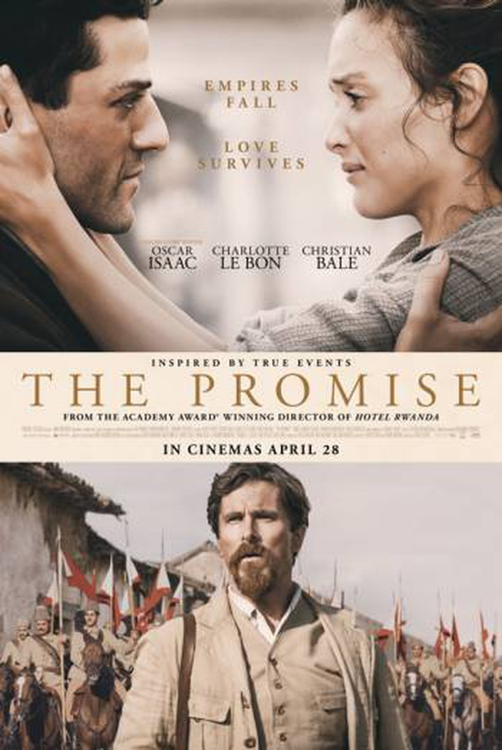 """""""The Promise"""", a film by Terry George"""