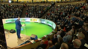 800 farmers attended the IFA event in Co Kildare