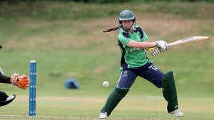 Ireland captain Laura Delaney went for 11