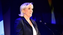 Ms Le Pen said she was temporarily standing down as National Front leader to concentrate on the presidential campaign