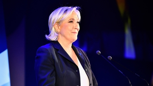 National Front leader Marine Le Pen took 21.30% of the vote in yesterday's first round