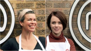 Shauna Kelly and Alison O'Reilly have impressed judges John Torode and Greg Wallace