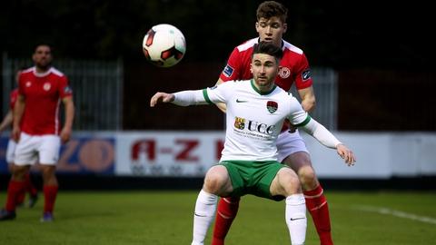 Soccer Republic: Cork City v St. Pat's