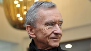 Billionaire Bernard Arnault ups his stake in French conglomerate Lagardere