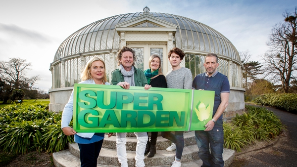 Super Garden Live from Bloom