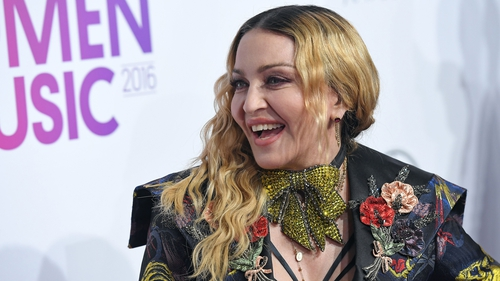 Madonna biopic has been green-lit at Universal