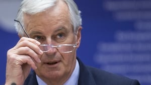 EU negotiator Michel Barnier and European Commission chief Jean-Claude Juncker are due in London for talks tomorrow