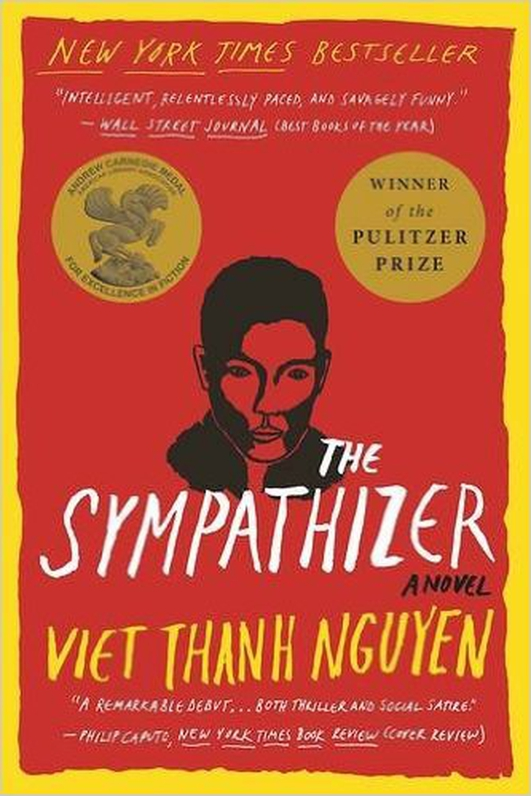 "Review:  International Dublin Literary Award shortlist - ""The Sympathizer"" by Viet Thanh Nguyen"