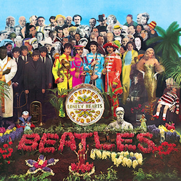"50th anniversary of ""Sgt Pepper's Lonely Hearts Club Band"""
