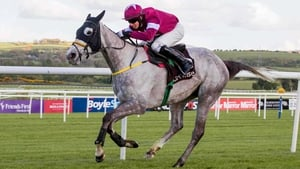 Disko and Bryan Cooper en route to victory at Punchestown