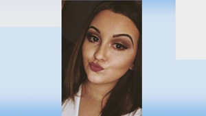 Aoife O'Hare was last seen at 8am yesterday