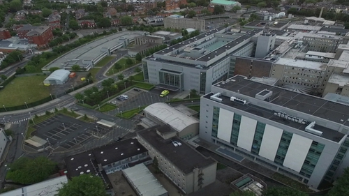 The first phase will involve a car park and pharmacy on the St Vincent's site