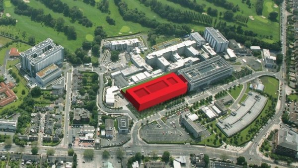 The Religious Sisters of Charity order owns the land the new hospital is set to be built on