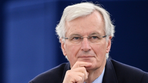 A formal invitation must still be forwarded by the Dáil Business Committee to Michael Barnier