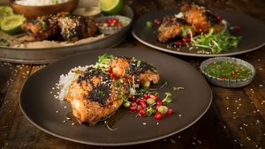 Spice up your week with this mouth-watering Thai Sticky Chicken. Avoid slaving over a hot stove all night and prepare the chicken in advance. For best results, marinate the day before to let the authentic Thai flavours infuse and keep in the fridge until