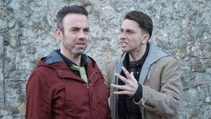Adam launches an angry attack on Pádraig this week on Ros na Rún