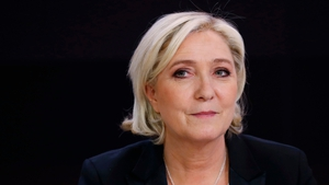 Marine Le Pen has denied the charges