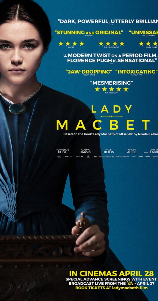 """""""Lady Macbeth"""", a film by William Oldroyd"""
