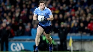 Paul Flynn is playing his 10th season with the Dublin team