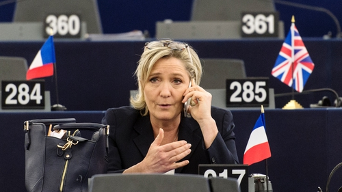 Le Pen seeks to ban religious slaughter of animals