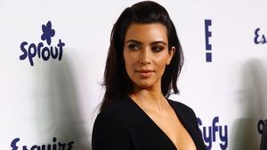 Kim Kardashian shops Irish