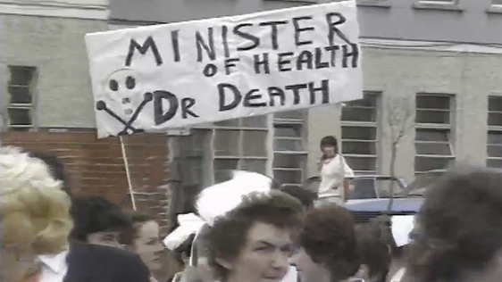 Minister of Health Dr Death (1987)